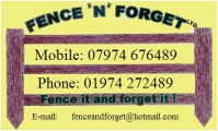 Fence 'N' Forget